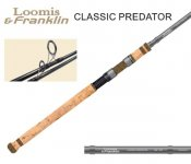 LOOMIS AND FRANKLIN CLASSIC PREDATOR - IM7 PS702SMHMF, PERGETŐ BOT