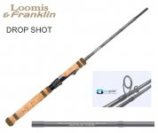 LOOMIS AND FRANKLIN DROP SHOT - IM7 DS602SULF, PERGETŐ BOT