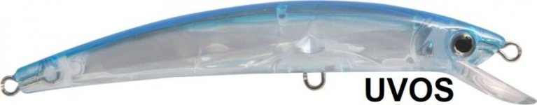 RAPTURE SAPPHIRE MINNOW WOBBLER SF UVOS 90mm 7,5g