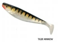 ** CAPTURE SHAD  18*TIGERMINNOW, gumihal