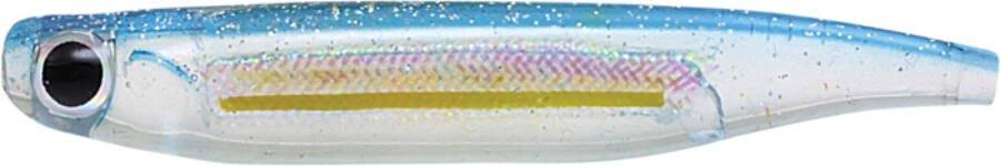 RAPTURE MINI MINNOW SHAD TAIL 45mm Ocean Shiner 6db/csg, lágygumi csali