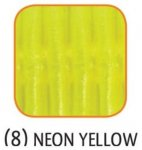 RAPTURE EVOKE WORM 6cm NEON YELLOW12db PLASZTIK CSALI