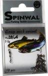 Spinwal forgókapocs 54 5kg (No.20A-Z)