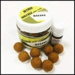 STÉG PRODUCT SOLUBLE BOILIE + FLAVOR 20 MM BANANA 90 G + 5 ML