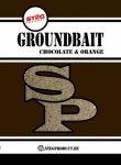 STÉG PRODUCT GROUNDBAIT CHOCOLATE & ORANGE 1 KG