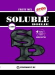 STÉG PRODUCT SOLUBLE BOILIE 24 MM FRUIT MIX 1 KG