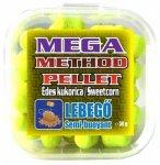 Top Mix Mega method pellet 50g Édes kukorica