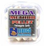 Top Mix Mega method pellet 50g Fokhagyma