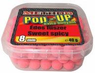 Top Mix Method Pop-Up mini bojli 8mm édes fűszer