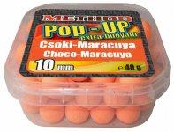 Top Mix Method Pop-Up mini bojli 10mm csoki-maracuya