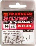 Trabucco Silver Specialist 15db/csg 10, feeder horog