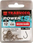 Trabucco Power XS 8 15db/csg, feeder horog