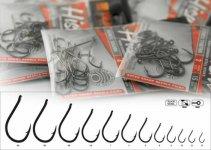 TRABUCCO HISASHI HOOK 10026 15db 02, horog