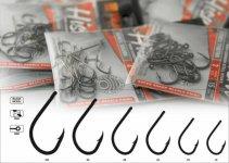 TRABUCCO HISASHI HOOK 11028 9db 2/0, horog
