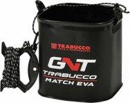 Trabucco GNT Match EVA drop bucket, összecsukható vödör