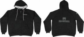 Trabucco Gnt Pro Zip Hoody XL, pulóver