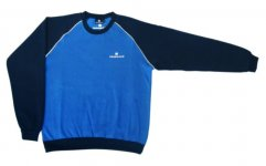 FELPA PLATINIUM BLU XL, pulóver