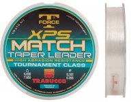 Trabucco T-Force Xps Match Taper Leader 10db 15m 0,18-0,28 távdobó előke