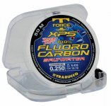 T-FORCE FLUOROCARBON SW 50m 0,450 damil