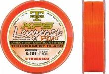 TRABUCCO TF XPS LONG CAST FLUO 1200m 0,25 damil