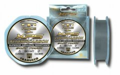 T-FORCE FLUOROCARBON  0,185 50m, damil