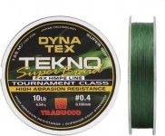 Trabucco DYNA-TEX TEKNO SUPER BRAID 135m 0,128, fonott zsinór