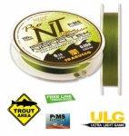 Trabucco Dyna-Tex Pro Nano Tek Ultra Thin 0,072 100m, fonott zsinór