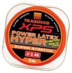 TRABUCCO XPS HYPER STRETCH POWER LATEX 2.8mm 5m tömör rakós gumi