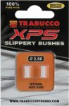 Trabucco XPS SLIPPERY BUSHES PTFE 2,6mm 2db , teflon hüvely