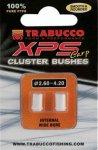 Trabucco XPS CLUSTER BUSHES PTFE CARP SET , teflon hüvely szett 2db