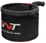 Trabucco Gnt-X36goundbait Bucket With Hoop, etetőanyag tartó kerettel