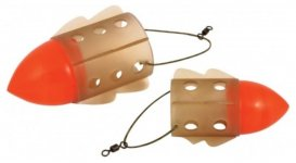 Trabucco Airtek Floating Feeder Open M feeder kosár