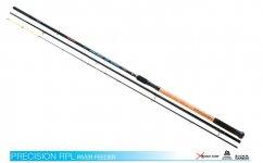 Trabucco PRECISION RPL RIVER FEEDER 3,9m 150g HH, feeder bot