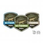 MOSS Autó illatosító GO FISHING! Carp VANILIA