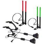 CARP EXPERT PRO LED SWINGER SET SNAG BAR-RAL