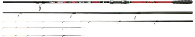 CARP EXPERT PRO POWER FEEDER 3,60m 100-150G BOT