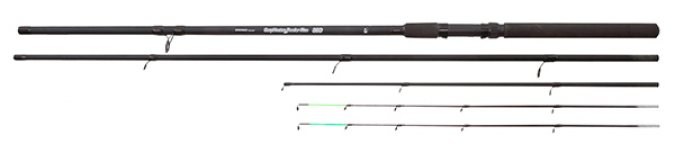 BOT CARP HUNTER PLUS FEEDER 3,60M 40-80G