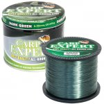 ZSINÓR CARP EXPERT DARK GREEN 0,27 MM 1200M