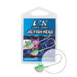 L&K TW FEJ FISH HEAD 4/0 12g