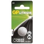 GP LITHIUM GOMBELEM CR2032-3V bl/5