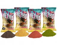 BENZAR MIX SERIA  METHOD MIX BLACK HALIBUT 800GR