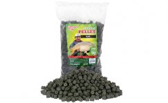 BENZAR MIX BLACK HALIBUT PELLET 10MM 800G