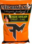 PELLET 2 MM LEMON DREAM 800G