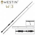 WESTIN W3 ULTRASTICK 7'/210 CM MH 15-50 G 2 RÉSZES