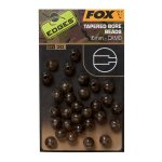 FOX EDGES CAMO TAPERED BORE BEAD KÚPOS FURATÚ GYÖNGY 6MM 30DB