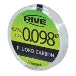 RIVE FLUOROCARBON ZSINÓR 30M 0,083 MM