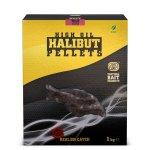 SBS HIGH OIL HALIBUT PELLETS FISH 1 KG 6 MM