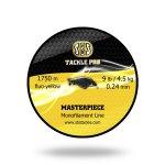 SBS Masterpiece Monofilament Line fluo yellow 1750 0.24