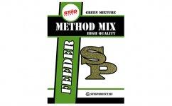STÉG PRODUCT METHOD MIX BLACK MIXTURE 800 G
