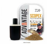 Daiwa pellet method box SCOPEX